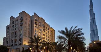 迪拜曼泽尔市中心酒店 - 迪拜 - 建筑