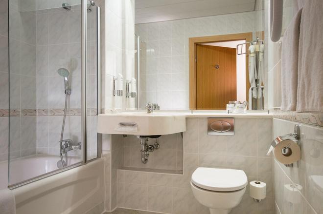 Hp公园广场酒店 - 弗罗茨瓦夫 - 浴室