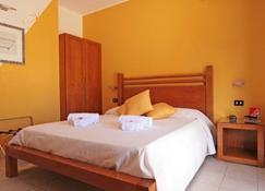 伊里德酒店 - 圣维托洛卡波 - 睡房