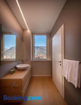 拉维豪华旅馆 - 特伦托 - 浴室