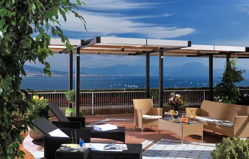 贝斯特韦斯特帕拉迪索酒店 - 那不勒斯 - 酒吧