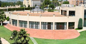 巴塞罗杰雷兹蒙特卡斯提罗酒店及会议中心 - 赫雷斯-德拉弗龙特拉