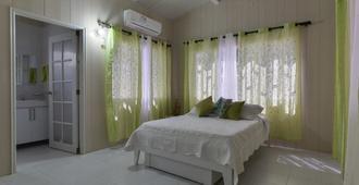 热带珊瑚酒店 - 圣安德列斯 - 睡房