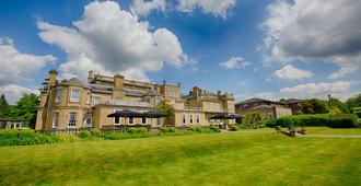 贝斯特韦斯特奇尔沃斯庄园酒店 - 南安普敦 - 建筑