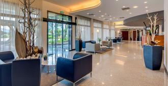 图力士姆贝斯特韦斯特酒店 - 圣马蒂诺·布翁·阿尔博 - 大厅
