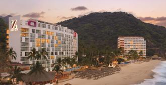 基瓦瓦拉塔港凯悦酒店- - 巴亚尔塔港 - 建筑