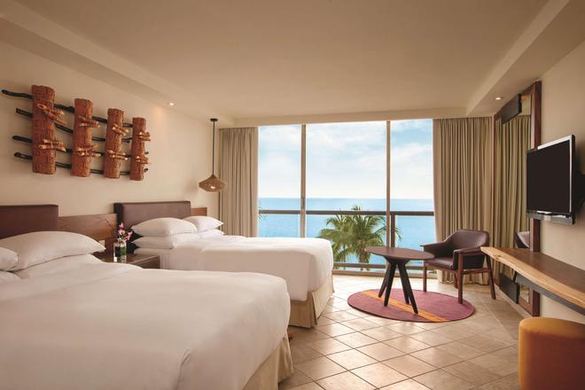 基瓦瓦拉塔港凯悦酒店- - 巴亚尔塔港 - 睡房