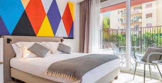 罗马梵蒂冈阿达吉奥公寓式酒店 - 罗马 - 睡房