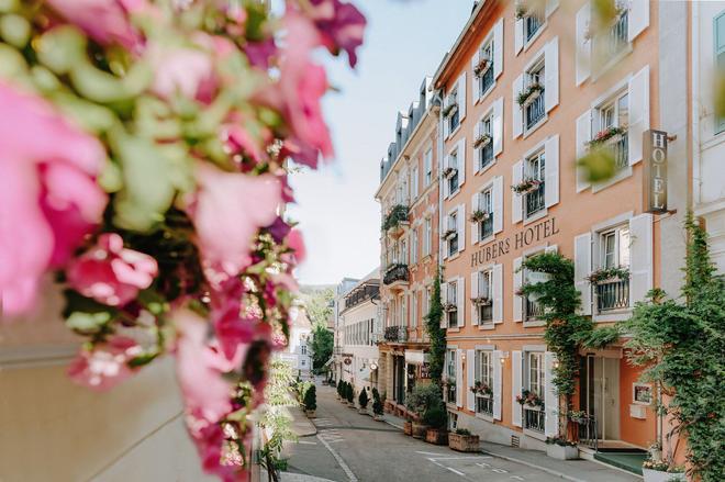 胡贝尔酒店 - 巴登-巴登 - 户外景观