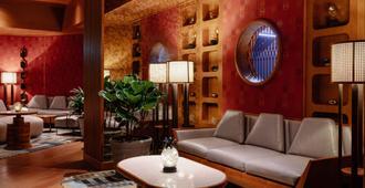 香港逸东酒店 - 香港 - 客厅