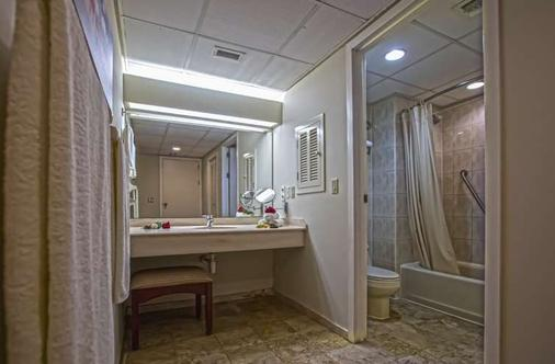 皇家水族馆渡假酒店 - 威廉斯塔德 - 浴室