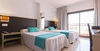 奥罗索尔酒店 - 圣安东尼奥 - 睡房