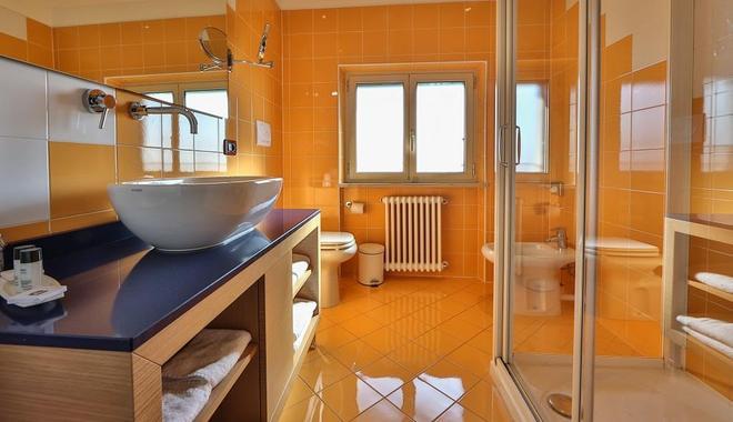 皮埃蒙特贝斯特韦斯特酒店 - 贝加莫 - 浴室