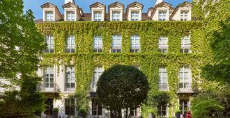 皇后亭酒店 - 巴黎 - 建筑