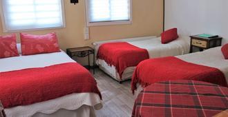 艾尼尔青年旅舍 - 蓬塔阿雷纳斯 - 睡房
