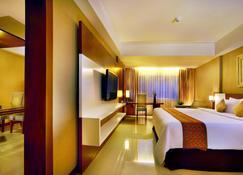 阿斯顿丹戎槟榔酒店和会议中心 - 丹戎槟榔 - 睡房