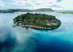 伊利利奇岛Spa度假酒店 - 维拉港 - 建筑