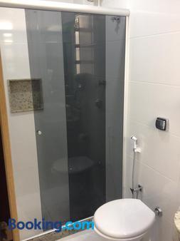 谬坎提诺酒店 - 里约热内卢 - 浴室