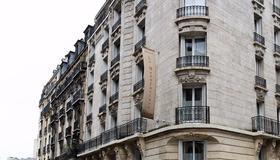 拉马努法克图尔酒店 - 巴黎 - 建筑