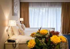 布鲁塞尔第一欧式酒店 - 布鲁塞尔 - 睡房