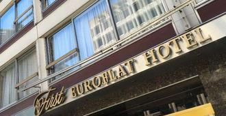 布鲁塞尔第一欧式酒店 - 布鲁塞尔 - 建筑