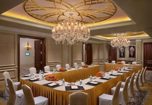 新德里里拉宫殿酒店 - 新德里 - 会议室