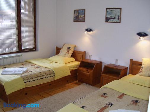 拉霍夫酒店 - 班斯科 - 睡房