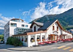 车站酒店 - 蓬特雷西纳 - 建筑
