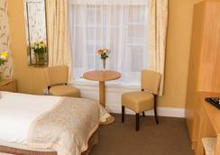 金士顿剧院酒店 - 赫尔河畔京士顿 - 睡房