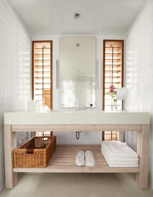 檀香山现代酒店 - 檀香山 - 浴室