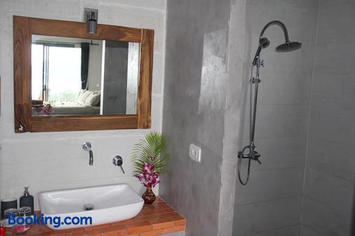 阿南凯拉别墅度假村 - 龟岛 - 浴室