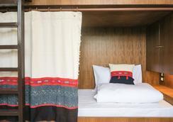 泰国巴恩中心旅馆 - 清迈 - 睡房