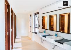 泰国巴恩中心旅馆 - 清迈 - 浴室