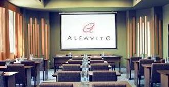 Alfavito基辅酒店 - 基辅 - 会议室