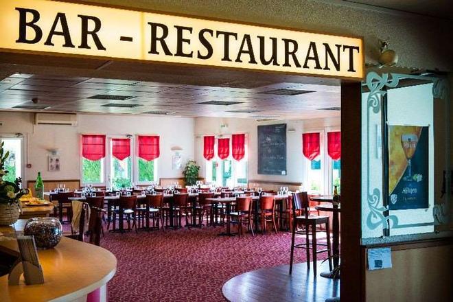 布卢瓦 - 乐普里玛布里特酒店 - 布鲁瓦 - 餐馆