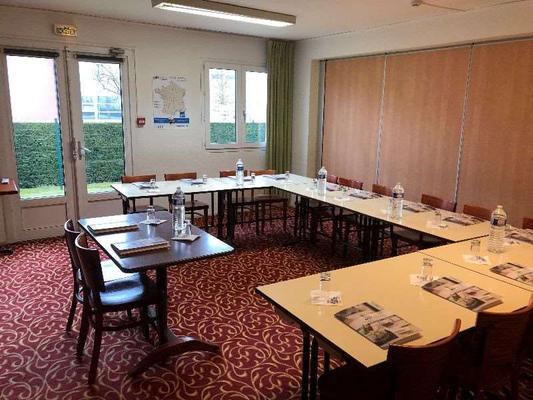 布卢瓦 - 乐普里玛布里特酒店 - 布鲁瓦 - 会议室