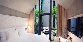 新加坡M Social酒店 - 新加坡 - 睡房