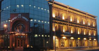 亚拉腊酒店 - 埃里温 - 建筑