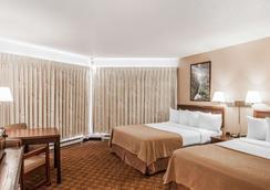 住宅区品质酒店 - 天使港 - 睡房
