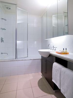 卡尔顿韦伯酒店 - 墨尔本 - 浴室