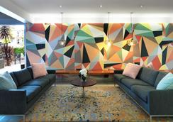 卡尔顿韦伯酒店 - 墨尔本 - 休息厅