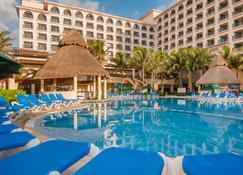 Gr索拉瑞斯坎昆温泉酒店 - 坎昆 - 游泳池