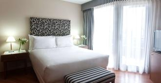 Nh全景酒店 - 科尔多瓦 - 睡房