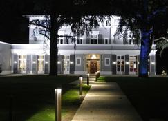 丹托亚德庄园酒店 - 埃居里 - 建筑