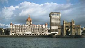 泰姬陵宫酒店 - 孟买 - 客厅
