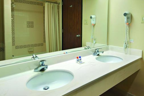 阿纳海姆豪生国际酒店和水上乐园 - 安纳海姆 - 浴室