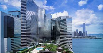 香港君悦酒店 - 香港 - 建筑