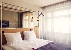 斯堪迪克乌普兰德花园酒店 - 斯德哥尔摩 - 睡房