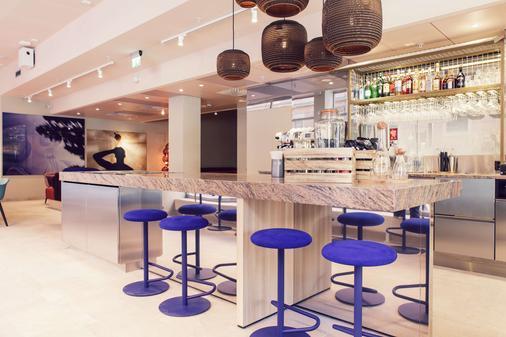 斯堪迪克乌普兰德花园酒店 - 斯德哥尔摩 - 酒吧