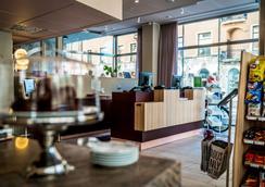 斯堪迪克乌普兰德花园酒店 - 斯德哥尔摩 - 大厅
